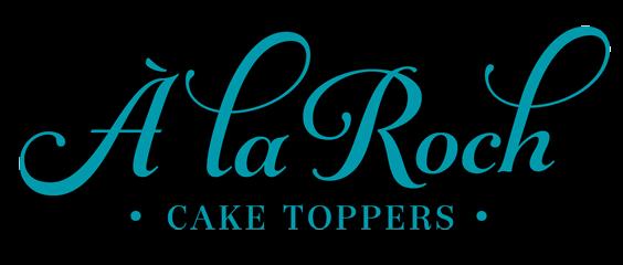 Custom Acrylic Cake Toppers