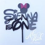 Custom Name & Age with bow -