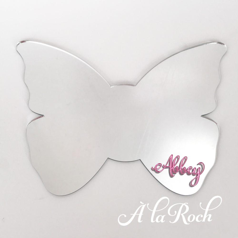 Butterfly Mirror -